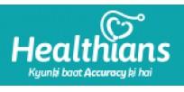 healthians.com logo