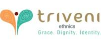 triveniethnics.com logo